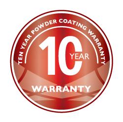 10 year warranty meshtec