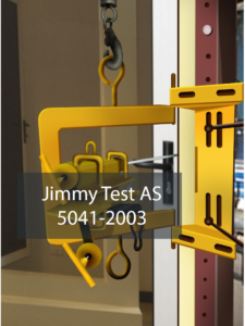 Jimmy Test AS 5041-2003