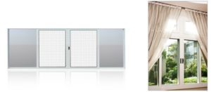 security sliding windows supplier